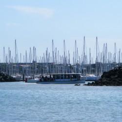 Abschied von der Marina in La Rochelle