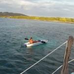 unser Drittboot