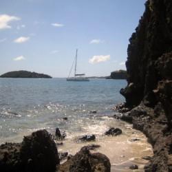 Cul8r zwischen den Riffen