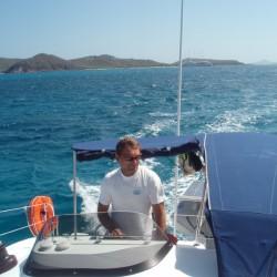 wunderschönes Segeln zwischen den Inseln