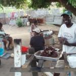 Kakaotee für den Hausgebrauch