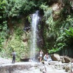 Wasserfälle für Kreuzfahrer