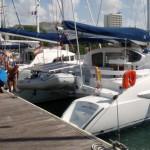 Cul8r in der Marina