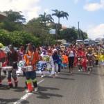Karneval in St. Anne
