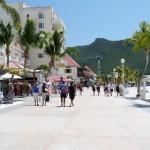 Bummel auf der Strandpromenade