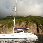 Cul8r in der Abensonne vor Saba