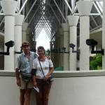das Besucherzentrum