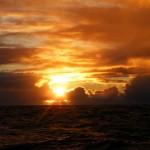wieder ein Sonnenaufgang