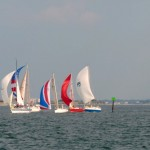 Regatta vor Hampton
