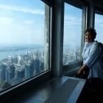 Manhattan von ganz oben