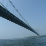 die längse Brücke von  New York