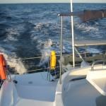 die Sehnsucht im Kielwasser