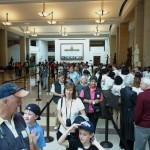 Besucherzentrum im Capitol