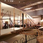 die erste Flugmaschine