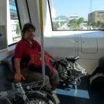 die Miami-Dade Metrorail