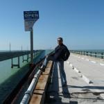 die Sieben-Meilen-Brücke