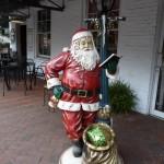 der Weihnachtsmann lässt grüßen