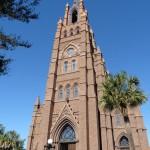 eine der 26 Kirchen Charlestons