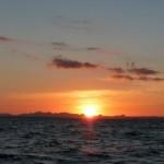 guten Morgen auf See