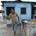 Kokosnuss gefällig
