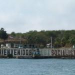 Cenfuegos heißt uns Willkommen