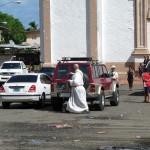 Autosegnung nach der Messe