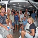 Party auf der Sete Mare