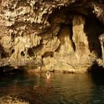 Höhlen-schnorcheln