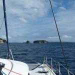 Tonga in Sicht