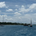 Abschied von Tonga