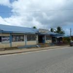Tonganische Einkaufsmeile