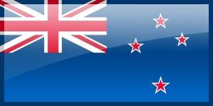 Flagge NZL