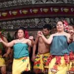 Samoanischer Volkstanz
