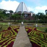 das Bahai-Gebetshaus