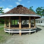 ein samoanisches Fale
