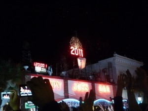 Neujahr in Key West