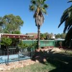 Garten im Outback
