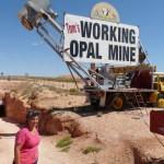 ab in die Minen