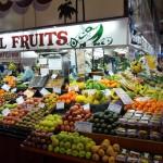 Früchte im Überfluss