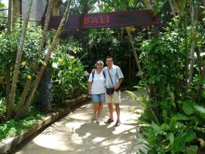 unsere Reise durch Bali