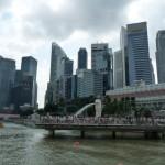 Weltstadt Singapur