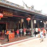 Tempel in Malakka
