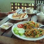 indonesisches Frühstück