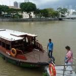 Stadtbesichtigung per Boot