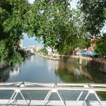 Spazierweg am Fluss