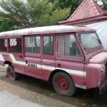 die alte Busgeneration